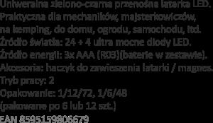 BCS - 076 -OPIS