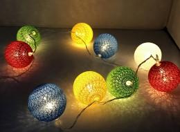 004.cotton ball kolor
